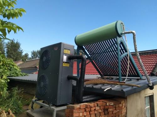 7村4社区煤改电,用中广欧特斯空气能每月电费仅500元